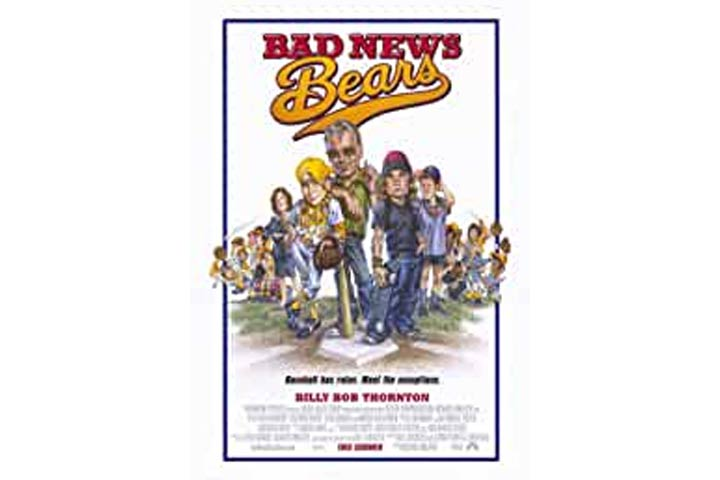 Bad News Bears (Suitable for children 13 and older with parental guidance)