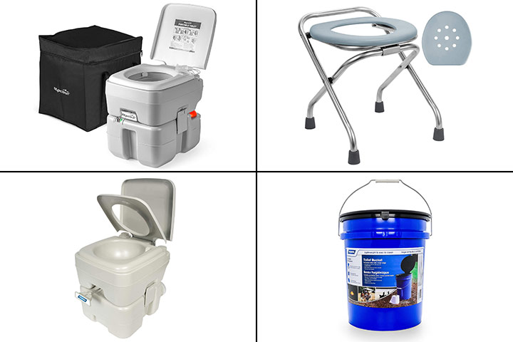 Best Camping Toilets In 2020