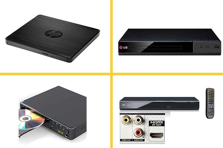 Best DVD Players In India In 2020