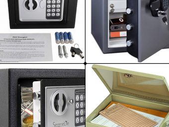 10 Best Fireproof Safes For Documents in 2021