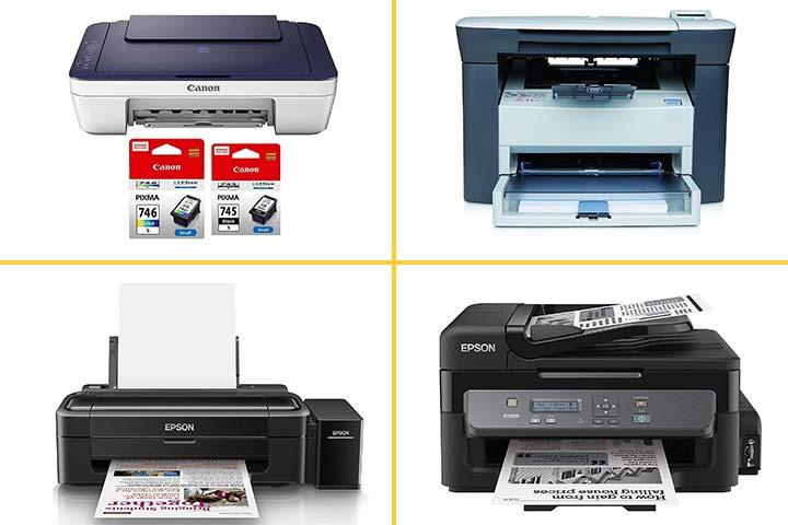 Best Printers In India In 2020