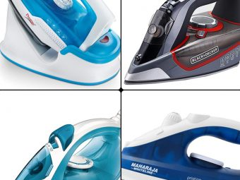 11 Best Steam Irons In India (2021)