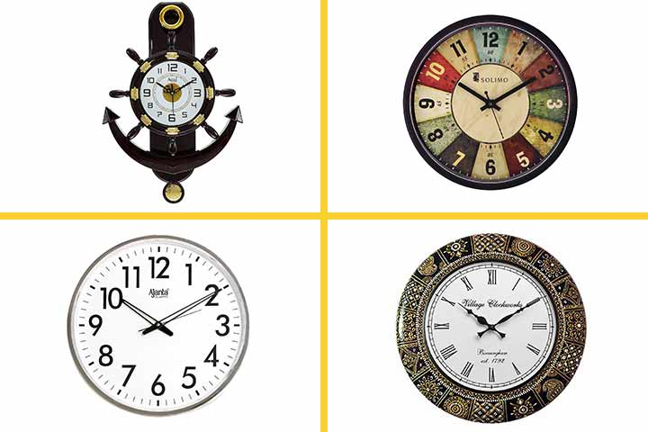 Best Wall Clocks In India (2020)