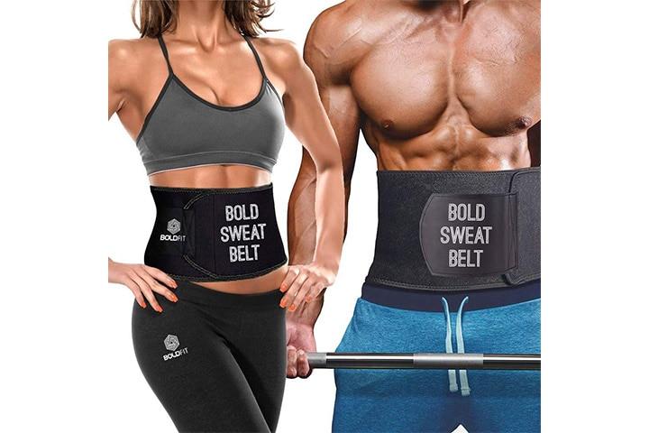 Boldfit Sweat Slim Belt