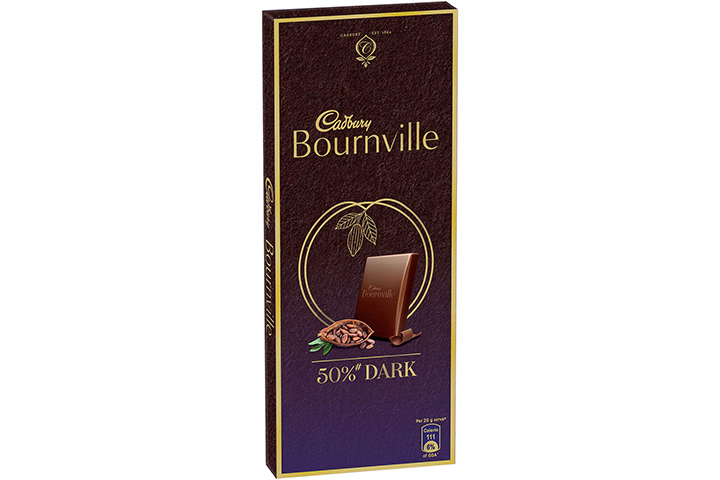 Cadbury Bournville Rich Cocoa Dark Chocolate