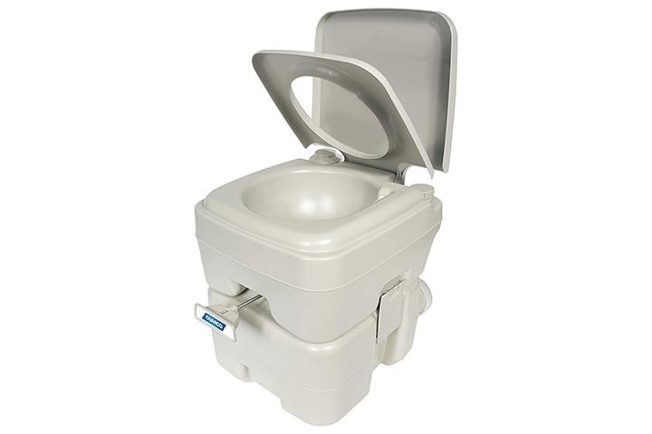 Camco (41541) Portable Travel Toilet