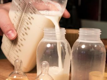Can You Mix Breast Milk And Formula?