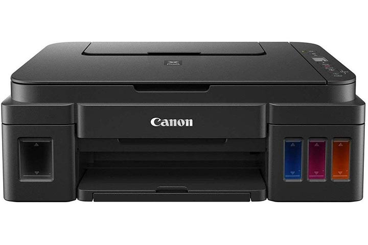 Canon Pixma G2012 All-in-One Ink Tank Color Printer