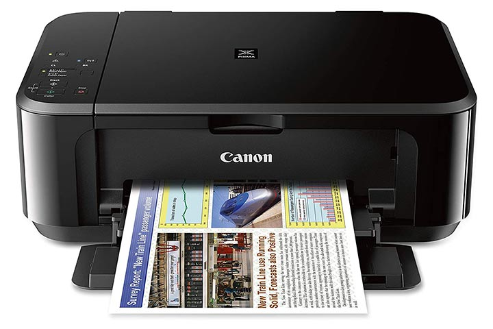 Canon Pixma Wireless Color Printer