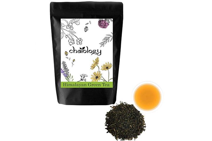 Chaiology Himalayan Green Tea
