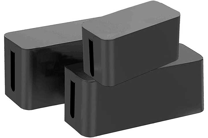 Chouky Cable Organizer Box