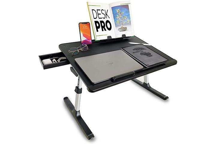 Cooper Desk Pro XL Adjustable Folding Laptop Desk