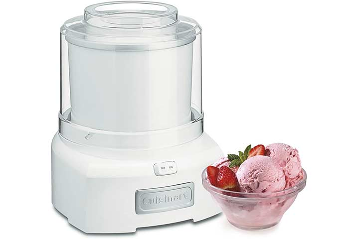 Cuisinart Frozen Yogurt Ice Cream Maker