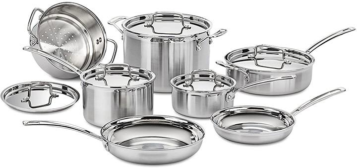 Cuisinart Multiclad Cookware Set