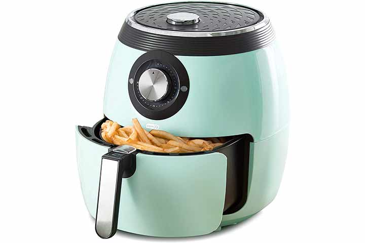 Dash DMAF355GBAQ02 Deluxe Electric Air Fryer