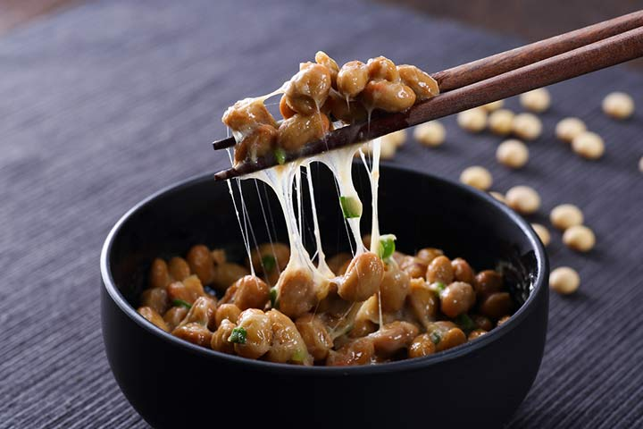 Dry soybean lentils