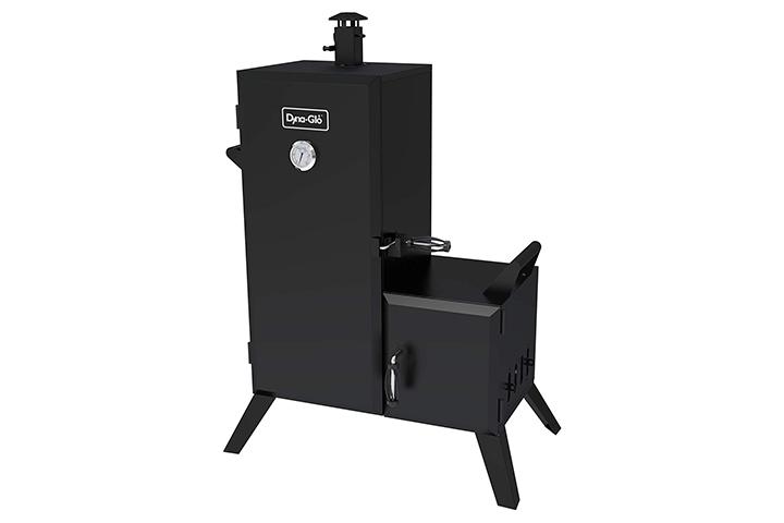 Dyna-Glo DGO1176BDC-D Offset Charcoal Smoker