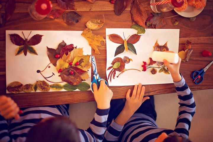 Easy And Fun Fall Crafts For Kids