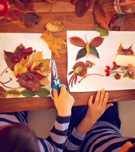 Easy And Fun Fall Crafts For Kids1