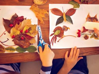21 Easy And Fun Fall Crafts For Kids, With Images