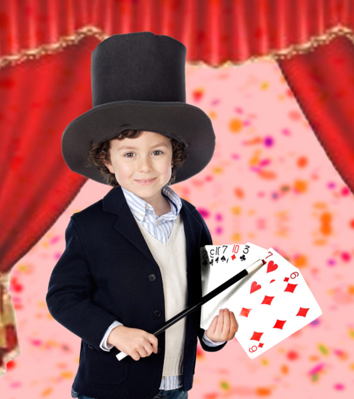 Easy Magic Tricks With Cards For Kids