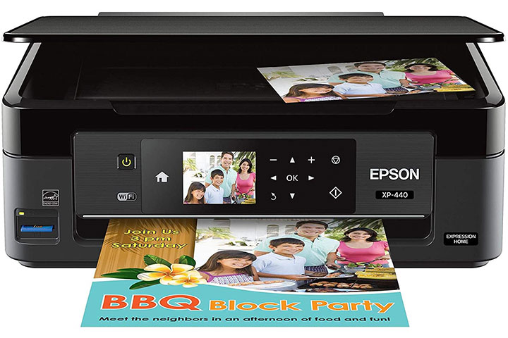 Epson Expression Home Wireless Color