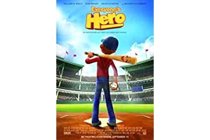 Everyone's Hero (Suitable for all ages)