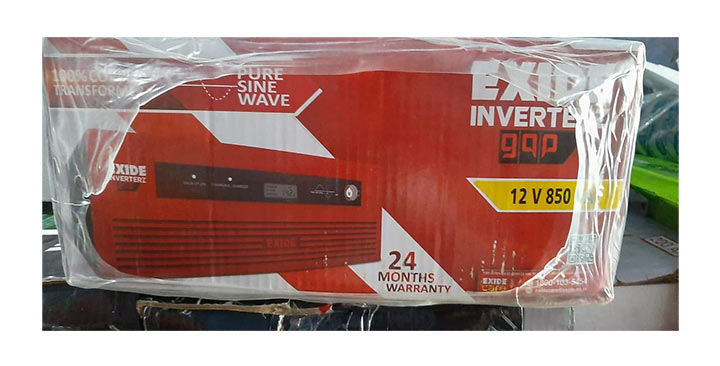 Exide Technologies Pure Sine Wave Inverter