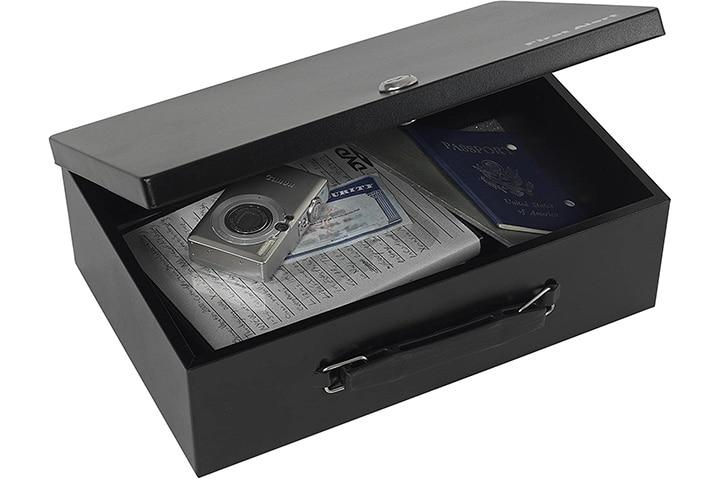 First Alert Steel Security Box