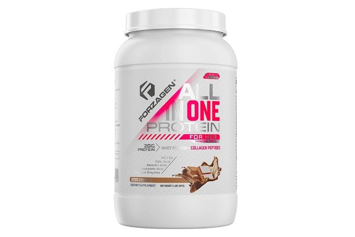 Forzagen Protein Powder For Women