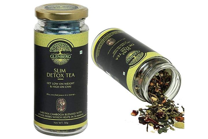 Glenberg Slim Detox Tea
