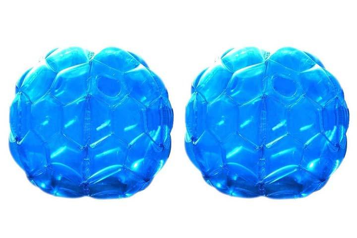 GoBroBrand Bubble Bumper Balls