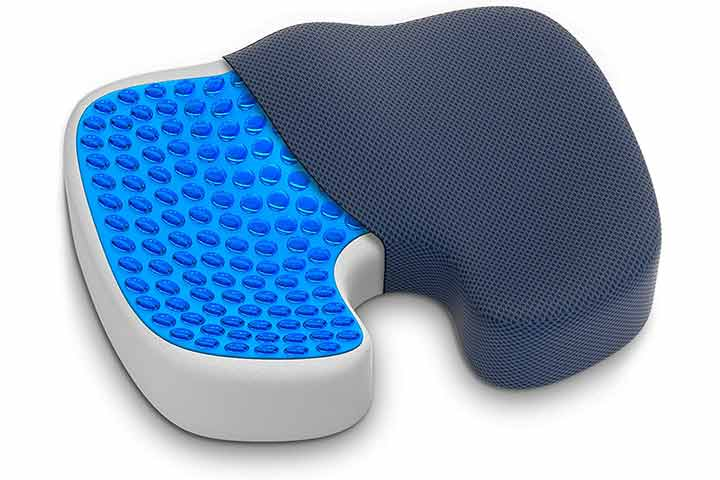 Grassvery Pressure Relief Gel Seat Cushion