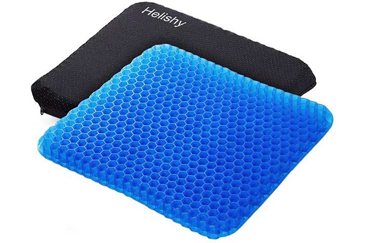 Helishy Double Gel Seat Cushion