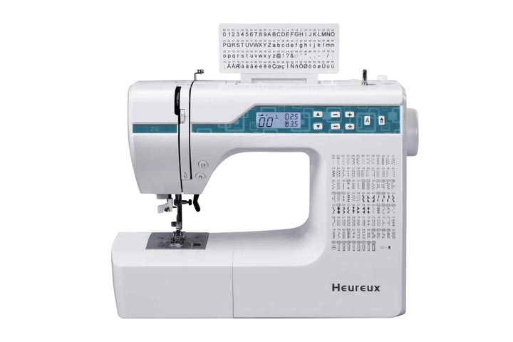 HeureuxSewing and Quilting Machine