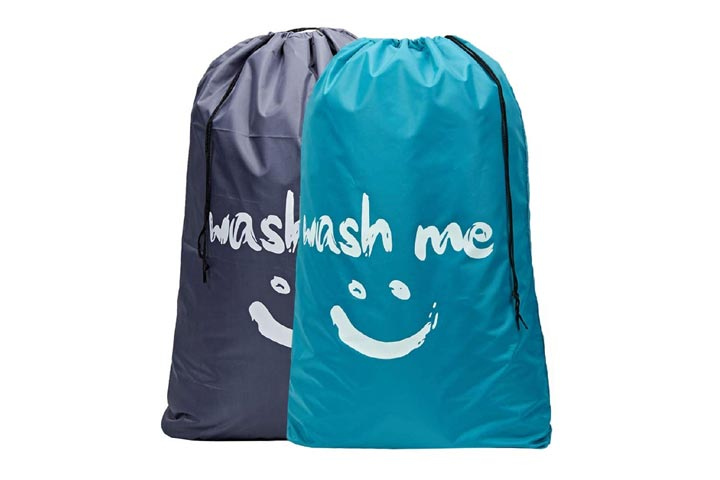 Homest Wash Me Travel Laundry Bags