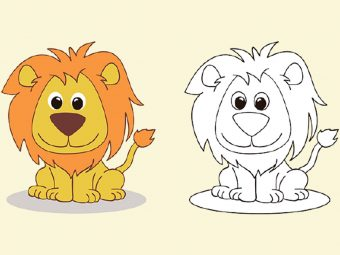 How To Draw A Lion For Kids: Easy Step-By-Step Tutorial