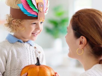 How To Tell The Thanksgiving Story To Kids
