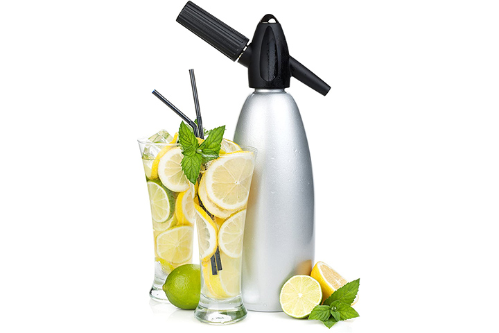 ICO Professional Soda Siphon And Seltzer