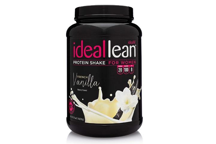 IdealFit IdealLean Nutritional Protein Powder