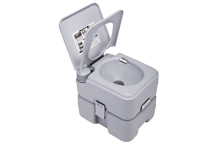 Jaxpety Portable RV Toilet