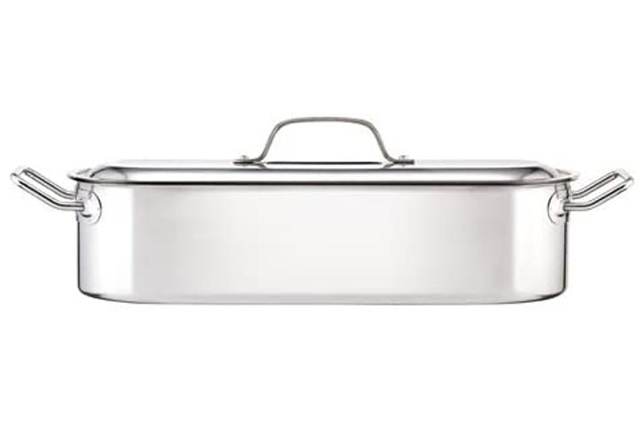 Kitchen Craft Induction-Safe Stainless Steel Fish Kettle