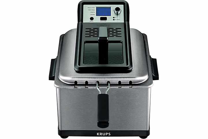 Krups KJ502D51 Deep Fryer