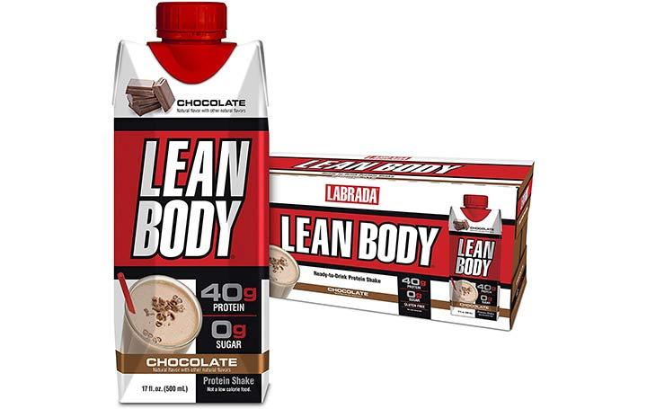 Labrada Lean Body Protein Shake