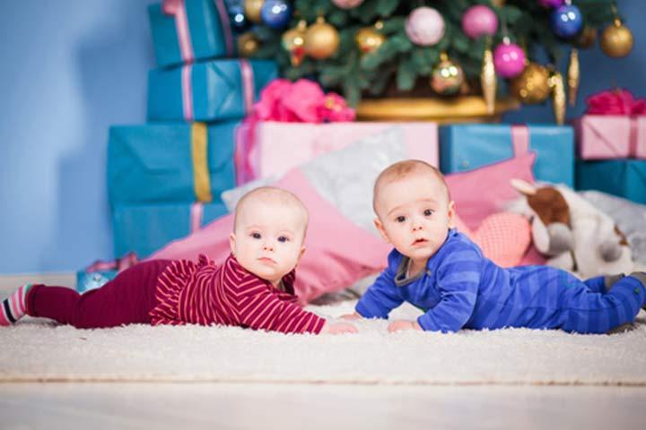 Let the twins look unique