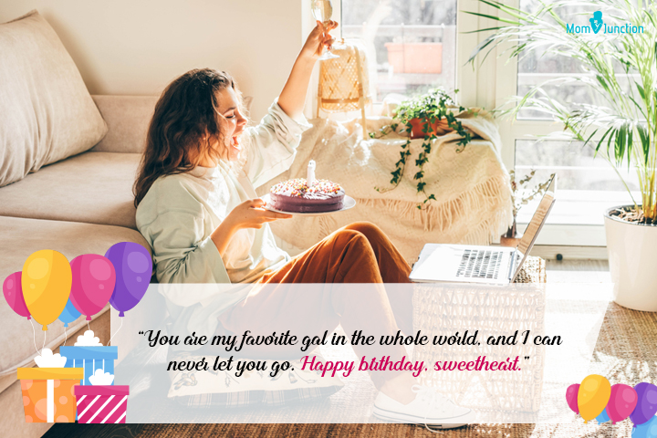 Romantic Birthday Wishes For A Long-Distance Wife/Girlfriend