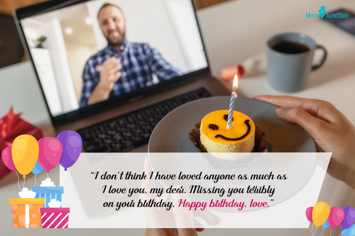 Birthday Messages For A Long-Distance Girlfriend