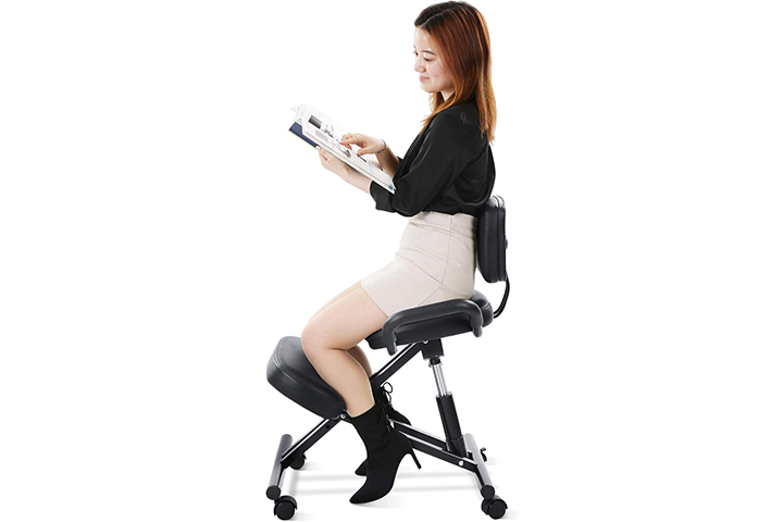 Maxkare Ergonomic Kneeling Chair