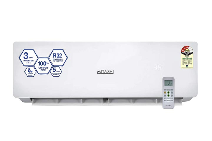 Mitashi 1.5 Ton 3 Star Inverter Split Air Conditioner