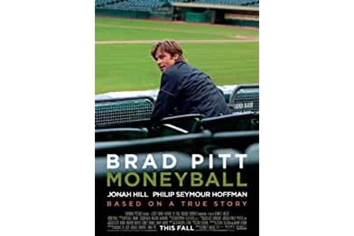Moneyball (Suitable for children aged 13 and older with parental guidance)